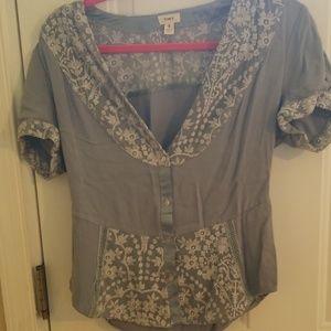 Tiny ( Anthropologie) blouse